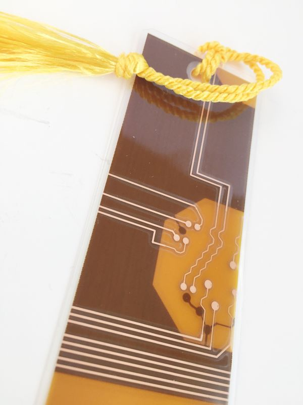 Recycled Motherboard Bookmarks - product images  of