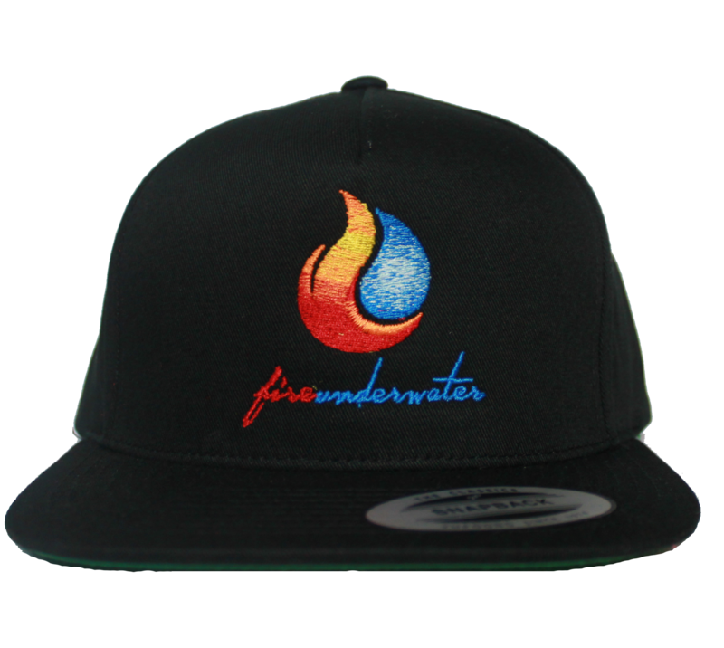 Fireunderwater Original Snapback - product images  of