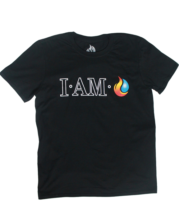 Men's I AM Fireunderwater Basic Tee - product images  of