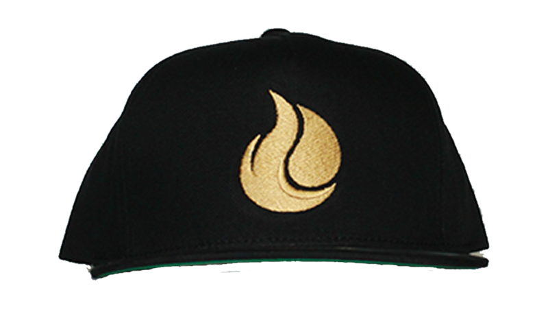 Fireunderwater Gold Snapback  - product images  of