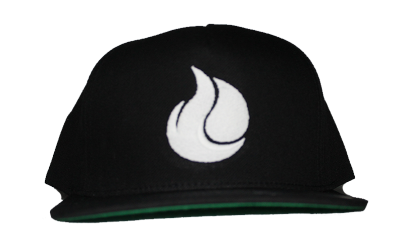 Fireunderwater Glow in the Dark Snapback - product images  of