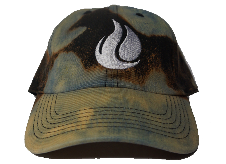 Fireunderwater Bleached Strapback (multiple colors) - product images  of