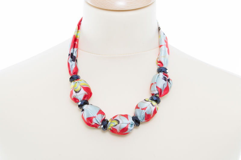 Ko Samui Large Bead Necklace - product images  of