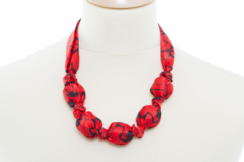 Sloane Large Bead Necklace - product images  of