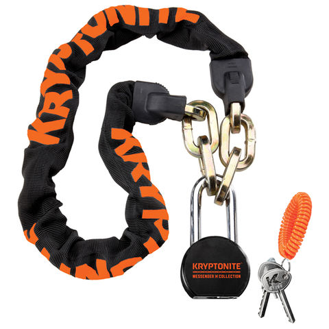Kryptonite,Messenger,Chain,+,Moly,Lock,kryptonite messenger chain lock, kryptonite messenger lock, good bike locks, good bicycle locks, kryptonite locks in london