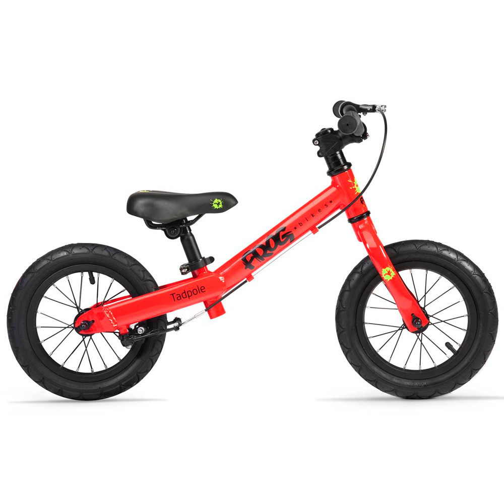 "Frog 12"" Tadpole Balance Bike (Various Colours) - product images  of"