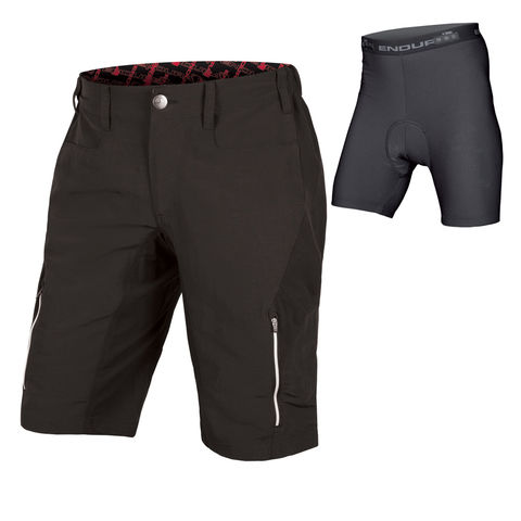 Endura,Single,Track,III,Shorts,with,Liner,cycling shorts, Endura Single Track III Shorts with Liner