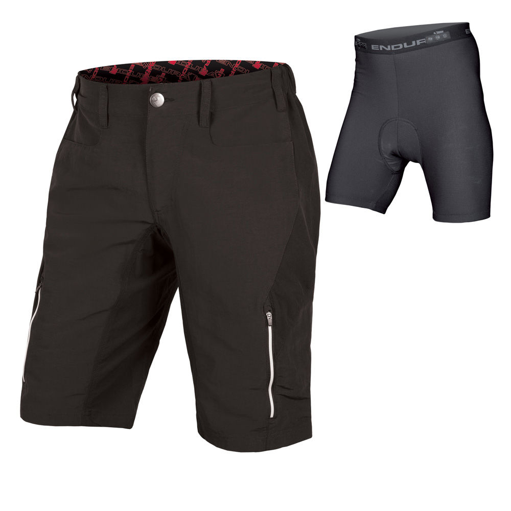 Endura Single Track III Shorts with Liner - product image