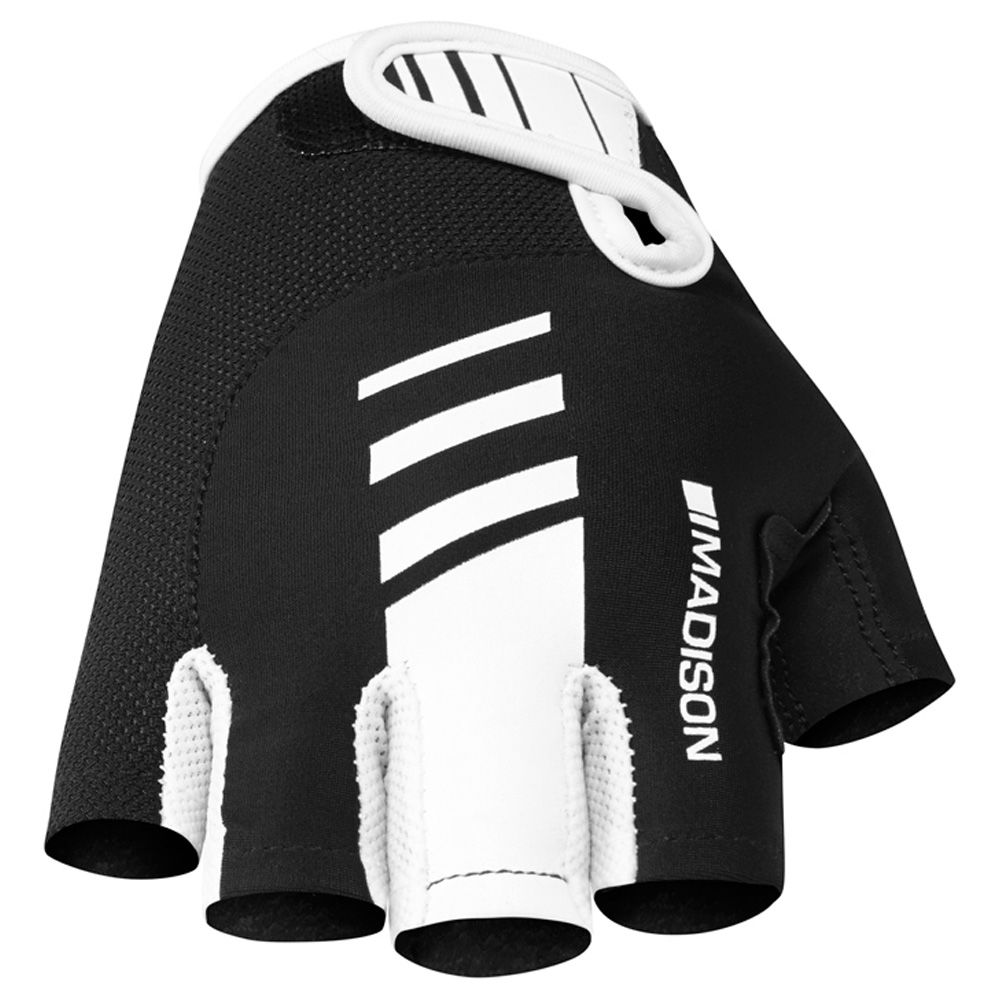 Madison Peloton Men's Mitts Black - product images  of