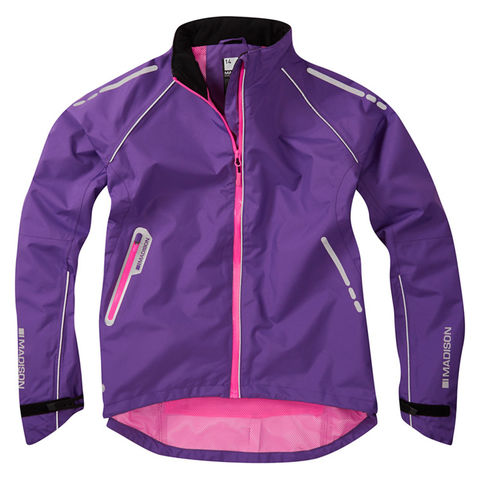 Madison,Prima,Women's,Waterproof,Jacket,Purple,womens cycling jacket, Madison Prima Women's Waterproof Jacket Purple, buy madison cycle jacket london