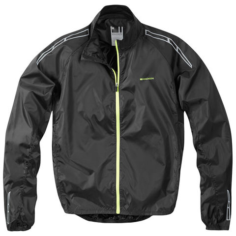 Madison,Pac-It,Men's,Showerproof,Jacket,Black,mens cycling jacket, Madison Pac-It Men's Showerproof Jacket Black, buy madison cycle jacket london
