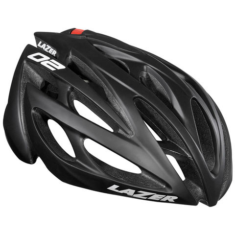 Lazer,O2,Helmet,Matt,Black,lazer O2 helmet, good road helmet, lazer helmets in london, bike shops in west london