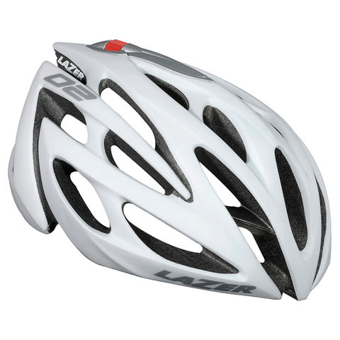 Lazer,O2,Helmet,Matt,White,lazer O2 helmet, good road helmet, lazer helmets in london, bike shops in west london