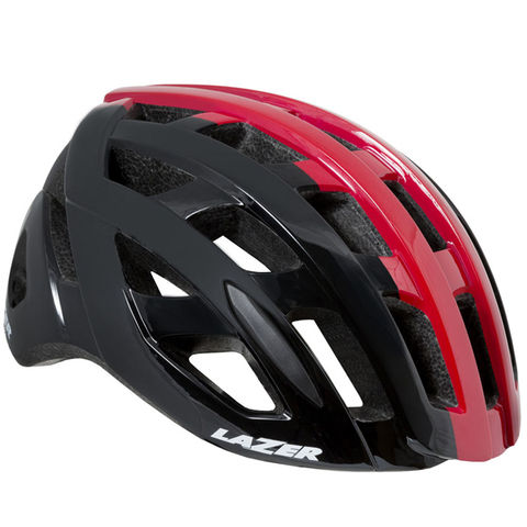 Lazer,Tonic,Helmet,Red/Black,Lazer Tonic Helmet Black, good road helmet, lazer helmets in london, bike shops in west london