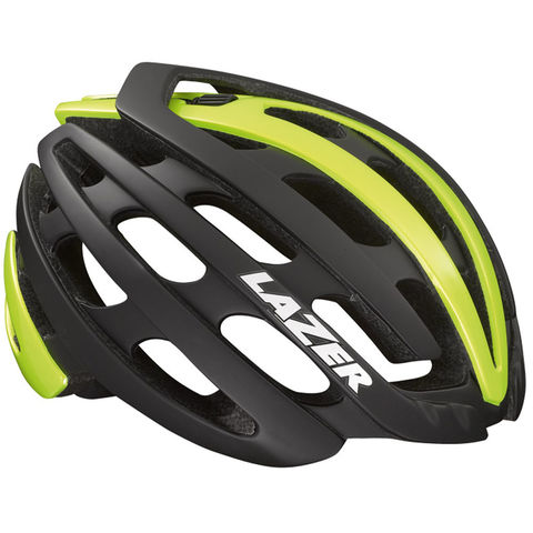 Lazer,Z1,Helmet,Matt,Black/Yellow,Lazer Z1 Helmet Matt Black/Yellow, good road helmet, lazer helmets in london, bike shops in west london