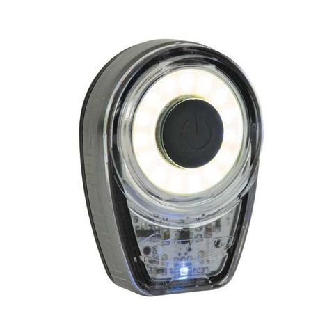 Moon,Ring,USB,Front,Light,Moon Ring USB Front Light, moon lights in london, hub london bike shop moon lights, best bike lights