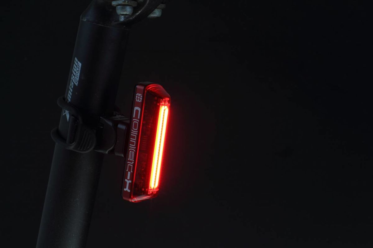 Moon Comet X USB Rear Light - product images  of