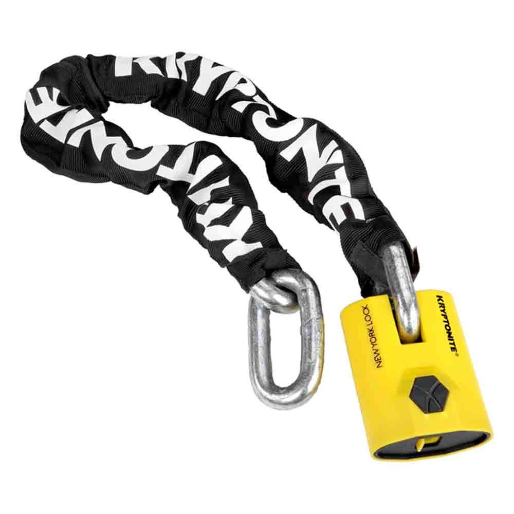 Kryptonite New York Legend Chain and Padlock Chain - product image