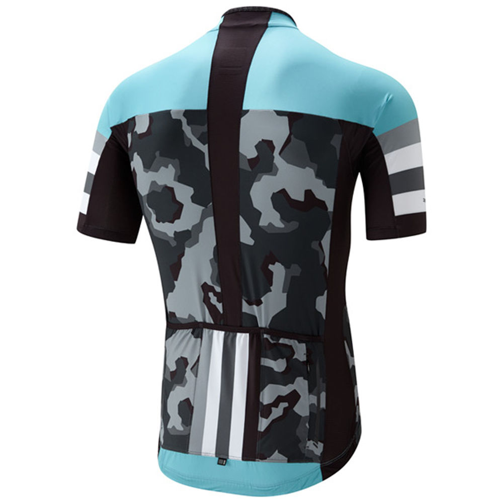 Madison Premio Men's Jersey Black Camo - product images  of
