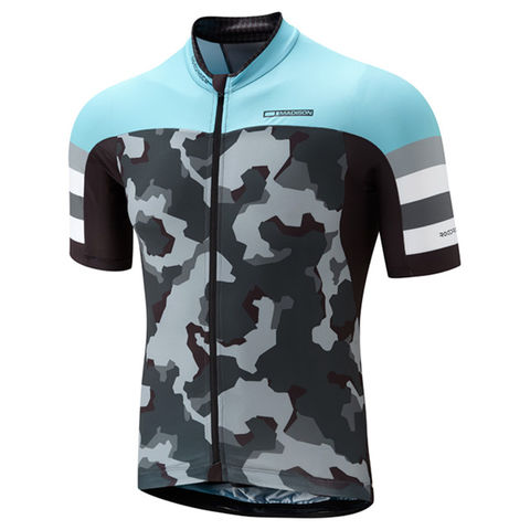 Madison,Premio,Men's,Jersey,Black,Camo,Madison Premio Men's Jersey