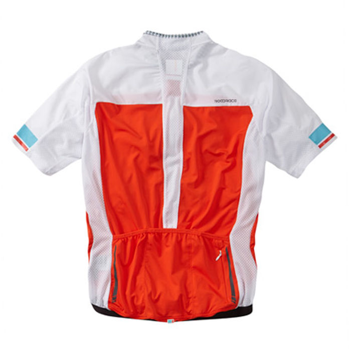 Madison Premio Men's Jersey Chilli Red/White - product images  of