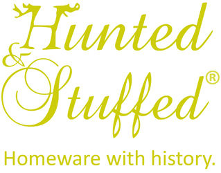 Upcycled Vintage Cushions by Hunted and Stuffed