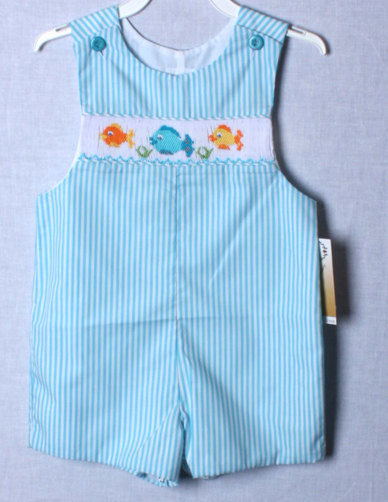 Toddler Shortalls