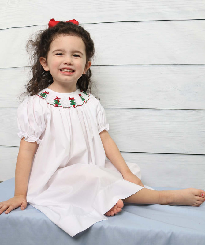 Toddler Girl Christmas Dress