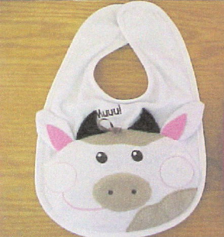 291594,-,Baby,Bib,Toddler,Cow,or,Pig,Bibs,Clothing,Children,baby_clothes,baby_bib,baby_bibs_burp_cloth,unique_baby_bibs,baby_girl_clothes,baby_boy_clothes,childrens_clothes,big_bibs,bebe_bib,a_bib,big_bib
