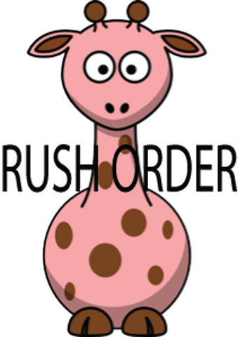RUSH,ORDER,Clothing,Children