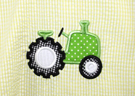 Cute Baby Onesies, Baby Onesies, Tractor Birthday Party 291688 - product images  of