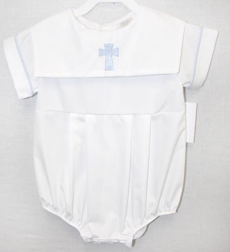 Outfit for Christening | Baptism Wear | Designer Baby Boy Christening 292133 - product images  of