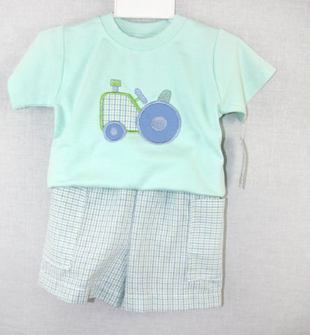 Birthday,Outfits,|,First,Toddler,Farm,291385,Children,Clothing,Boy,boys_short_set,applique_tee_shirt,boys_clothes,toddler_boys_shorts,little_boys_shorts,kids_shop,baby_shop,brother_sister_set,matching_brother,matching_sister,boys_clothing,toddler_clothes,childrens_clothes