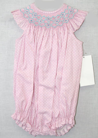 Baby,Girl,Onesies,|,Bubbles,Bubble,Girls,412153,-A154,Baby Girl Onesies | Baby bubbles | Bubble Girls , Clothing,Children,Baby_Girl_Clothes,Baby_Girl_Bubble,Baby_Bubble,Smocked_Baby_Bubbles,Baby_bubble_Suit,Baby_Bubble_Romper,Smocked_romper,Easter_Outfit,Easter_Dress,Baby_Clothes,Childrens_Closing,Kids_