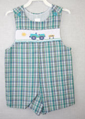Shortalls,|,Smocked,Clothing,Zuli,Kids,412102-A102,Smocked Clothing, Shortalls, Jon Jons, Baby Long Johns, Toddler Long Johns, Personalized Onesies for Babies, Baby, Babies, Baby Clothes