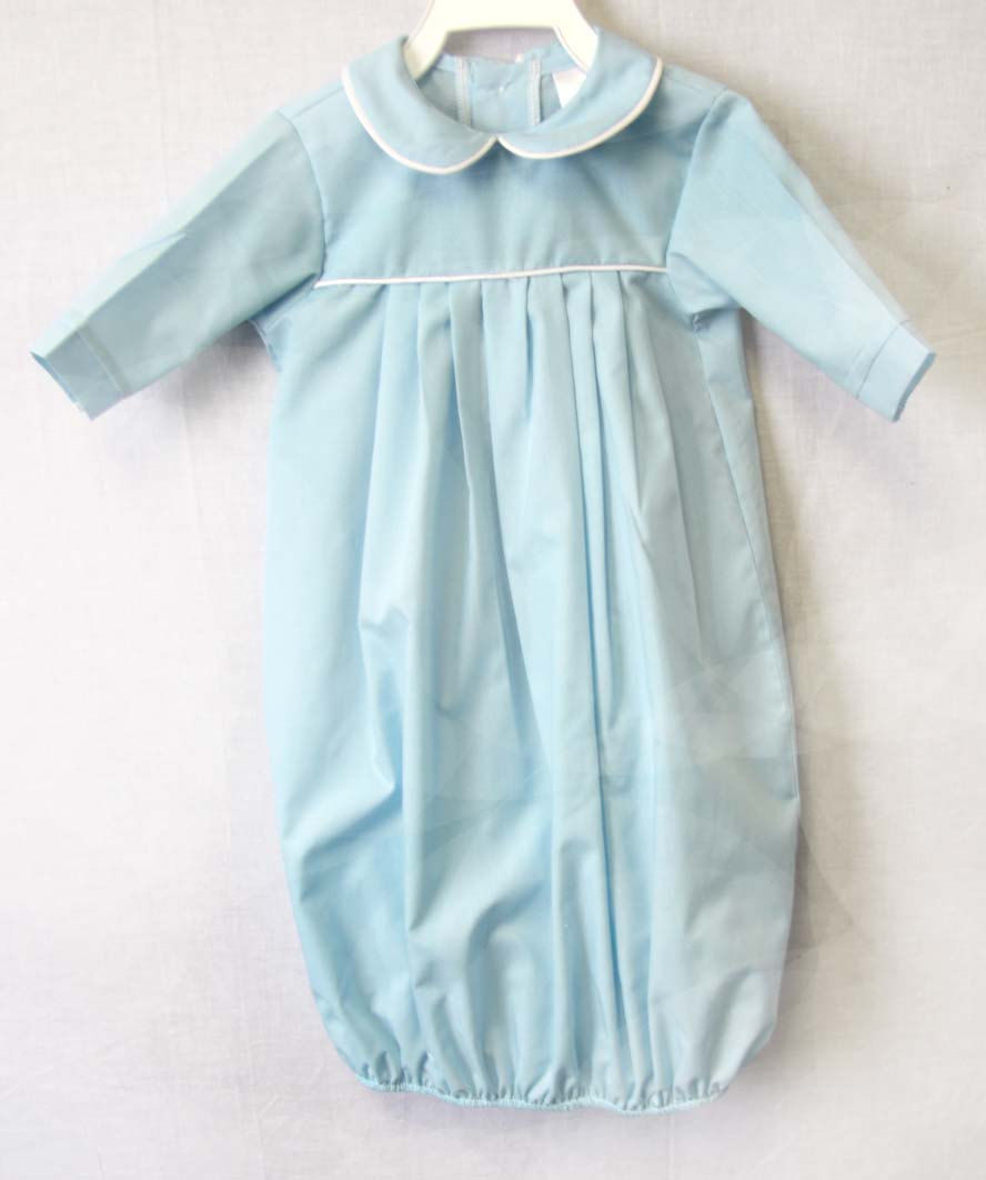 Christening Gown | Baby Dressing Gown| Infant Gowns 292356 - Zuli ...