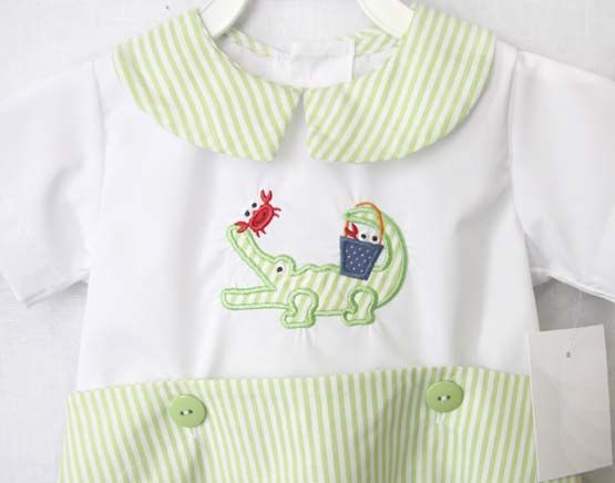 Alligator Clothing, Alligator Birthday Party, Zuli Kids Clothing 292453 - product images  of