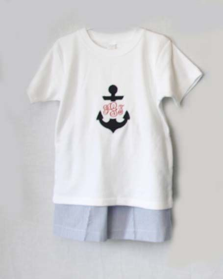 Toddler Boy Sailor Outfit 292425 - product images  of