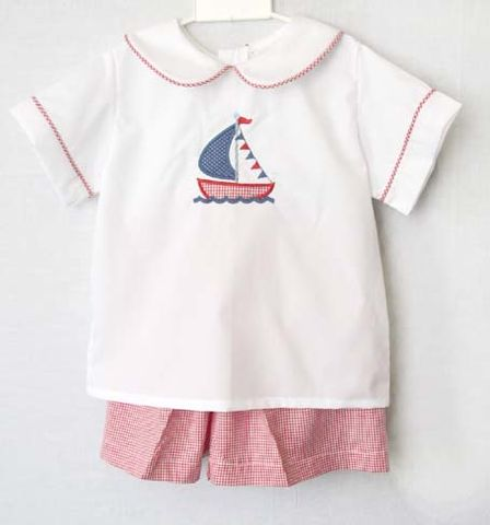 Sailor,Outfit,for,Toddler,Boy,-,Zuli,Kids,292448,Baby Clothes Online, Toddler Boy Shorts Sets, toddler boy clothes,  Baby Boy Nautical - Baby Sailor Outfit - Matching Sibling Outfits