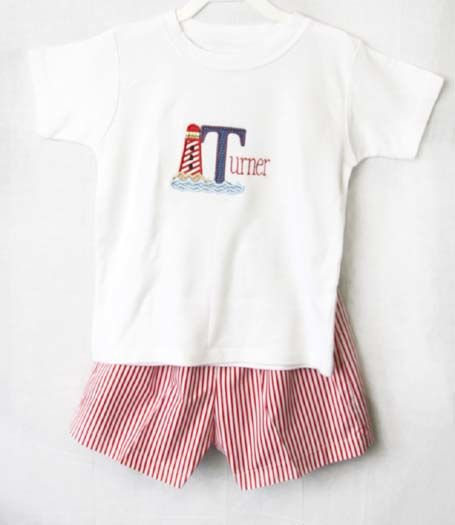 Personalized Baby Boy Clothes - Zuli Kids 292486 - product images  of