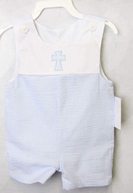 Baby Boy Baptism Outfit | Baby Christening | Zuli Kids Clothing 292558  - product images  of