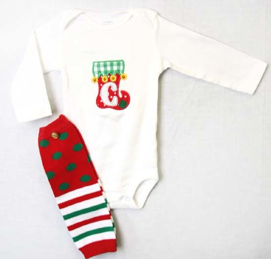 Baby Boy Christmas Outfit, My First Christmas Outfit 292504 - product images  of