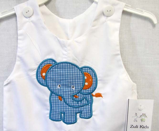 Baby Elephant Outfit, Baby Boy Clothes 292579 - product images  of