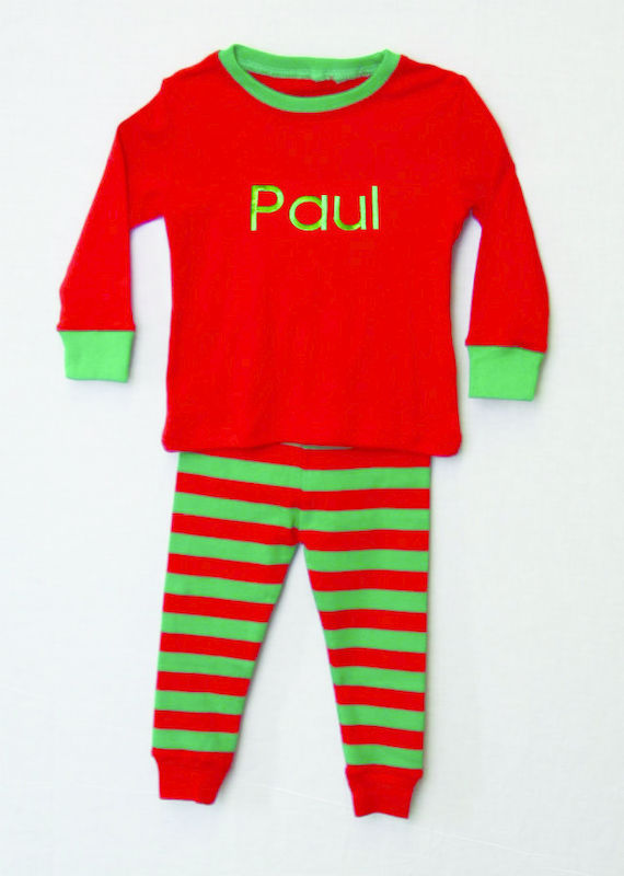 Kids Christmas Christmas Pajamas, Baby Christmas Pajamas 292622 - product images  of