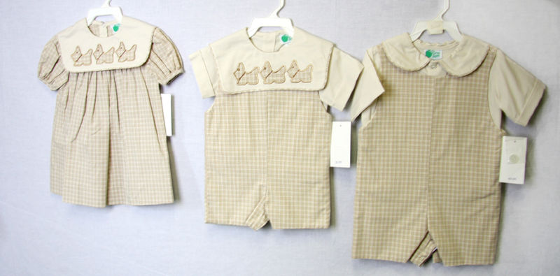 Twin Baby Boy Outfits | Matching Sibling Outfits  292619 B009 - product images  of