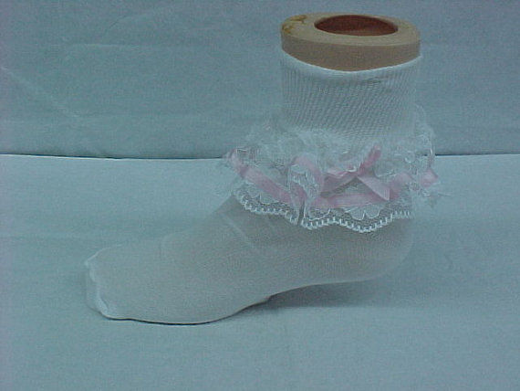 Ruffled Socks Baby - Little Girl Pageant Socks 2912422 - product images