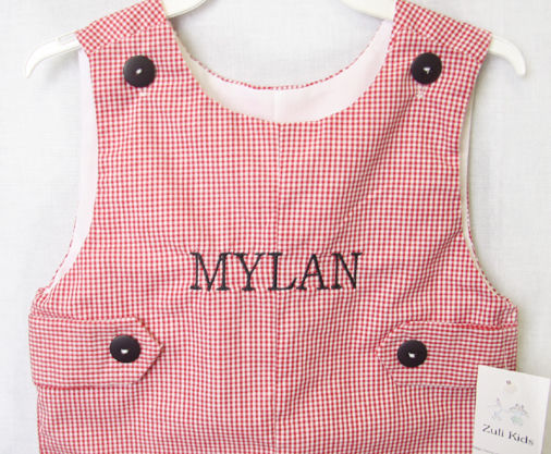 Personalized Baby Clothes - First Birthday Outfits Boys 292641 - product images  of