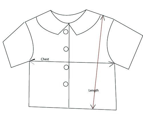 Baby Boy White Dress Shirt, Baby Boy Shirts 293171 - product images  of