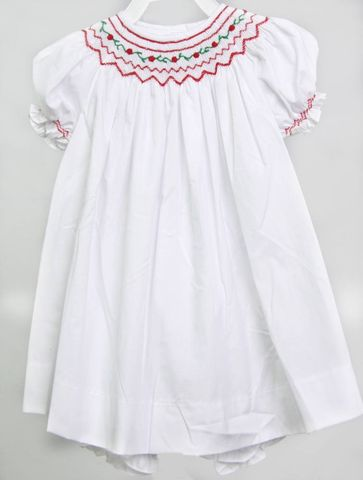 Zuli,Kids,Baby,Girl,White,Christmas,Dress,412723,-DD120,Clothing,Children,Baby_Girl_Clothes,Infant_Christmas,Dresses_for_Girls,Smocked_Dresses,Infant_Smocked,Baby_Girl_Christmas,Smocked_Christmas,Christmas_Dress,Dress_Baby_Girl,Boy_Girl_Christmas,Christmas_Clothes,Christmas_Outfit,Infant_Girl,Cotton Blend