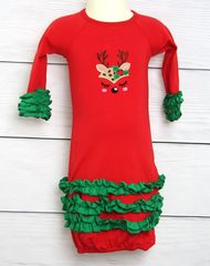 Baby,Girl,Christmas,Gown,|,Zuli,Kids,293657,Clothing,Children,baby_girl_clothes,newborn_baby_gown,Baby_Girl_Gown,Coming_Home_Layette,Coming_Home_Outfit,Baby_Shower_Gift,Baby_Coming_Home,Baby_Girl_Gift,Baby's_First,First_Christmas,Christmas_Outfit,Infant_Christmas,Baby_Girl_Outfit,cotton jersey